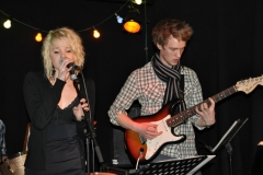 Oskarshamns Folkhögskolas Bluesband, 2009
