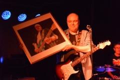 Higgins Blues Band, Söderport Kalmar 2016-04-29