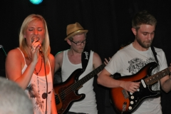 Oskarshamns Folkhögskolas Bluesband, 2011