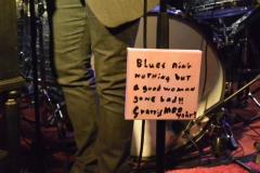 Mönsterås Blues Band 2014-04-26