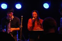 Oskarshamns Folkhögskolas Bluesband, 2012